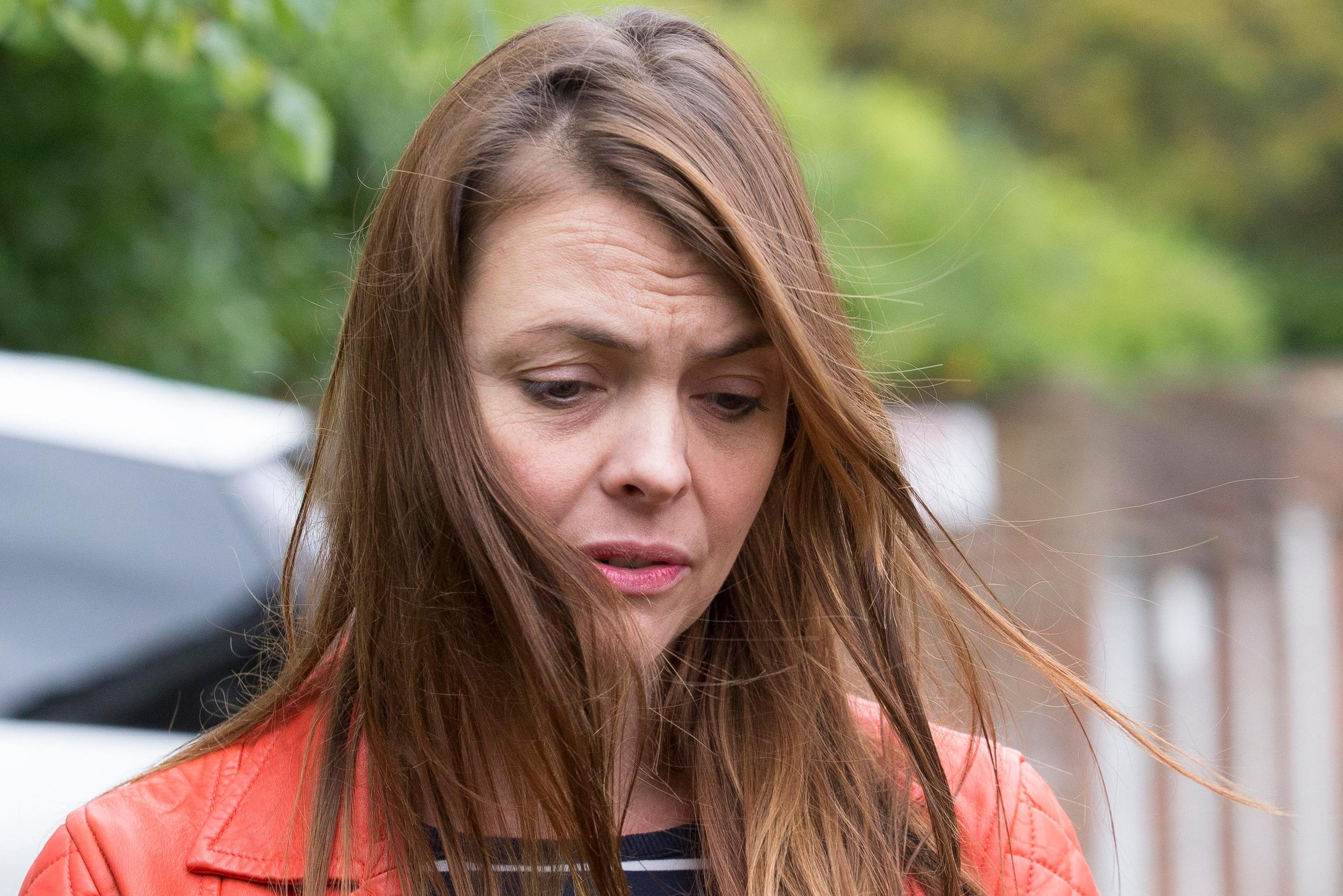 Coronation Street star Kate Ford reveals she is battling endometriosis and admits life with the painful condition is 'not easy'