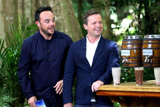 Ant and Dec host the popular reality show