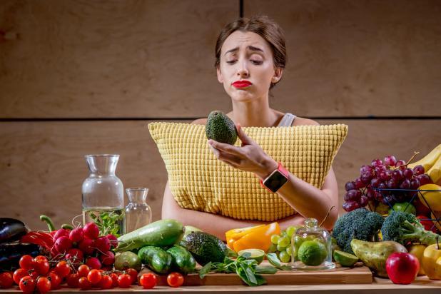 The Alkaline diet requires plenty of fruit and veg
