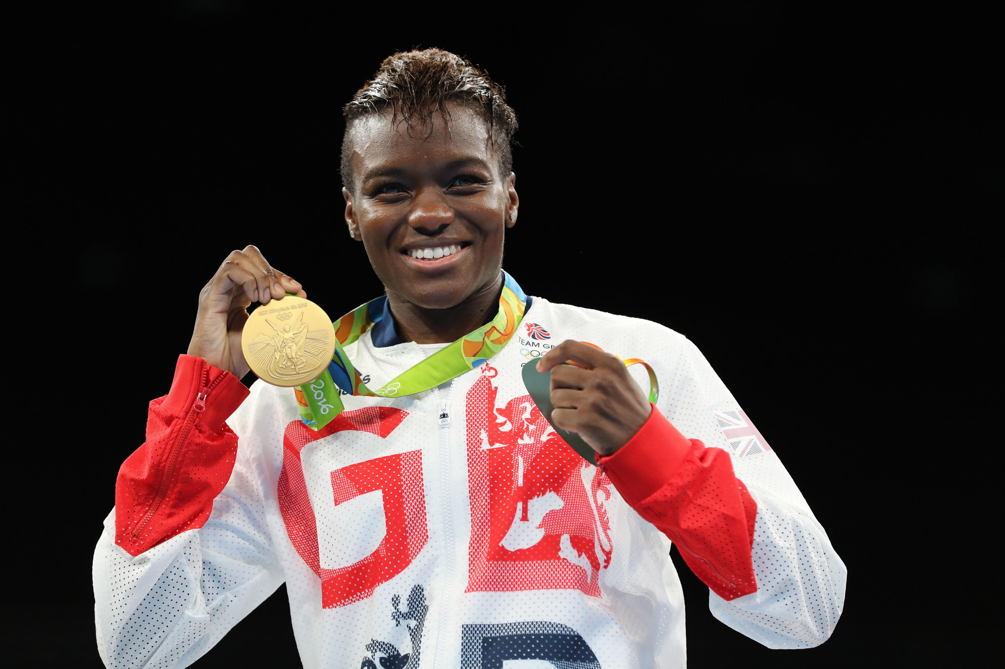 The Leeds superstar won back-to-back Olympic golds