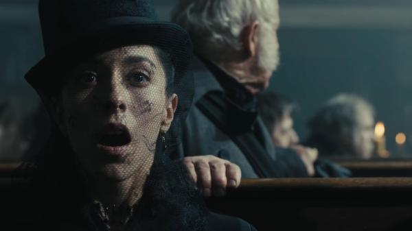 Oona Chaplin in Taboo