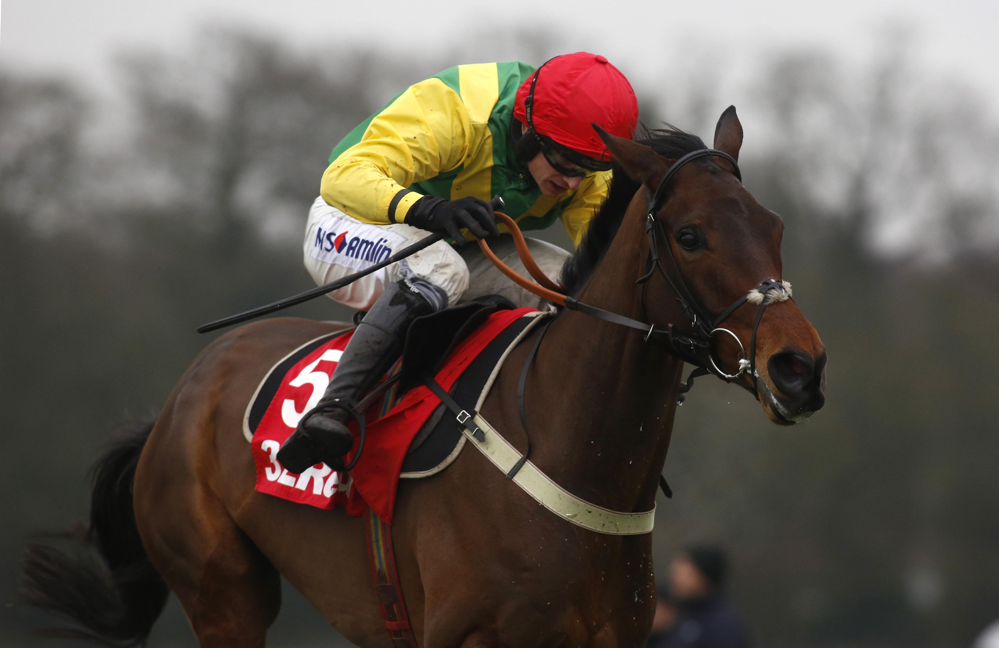 Finian's Oscar has disappointed on his last few starts