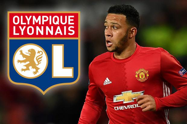 Memphis Depay to Lyon Manchester United reject French club s bid