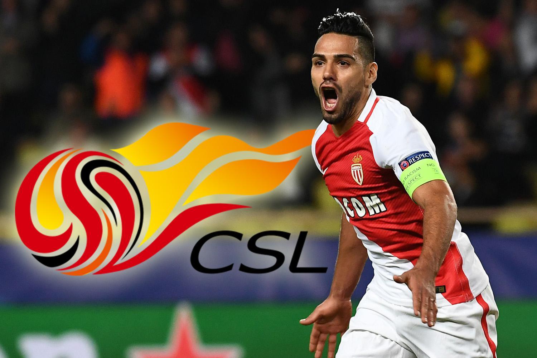Monaco reject £45m bid for Premier League flop Radamel Falcao from