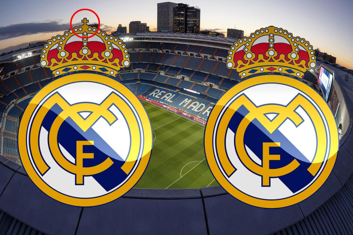 Real Madrid Take Cross Of Top Of Crest To Sell More Shirts In Middle