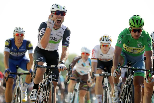 Mark Cavendish will be looking to add to his 30 Tour stage wins and close in on Eddy Merckx's record of 34