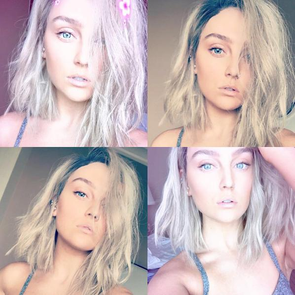 Perrie Edwards Haircut