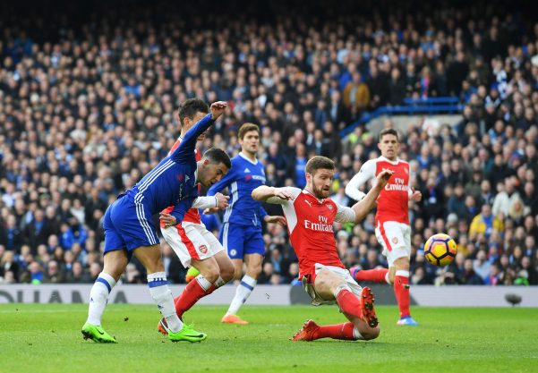 Image result for chelsea 3 arsenal 1