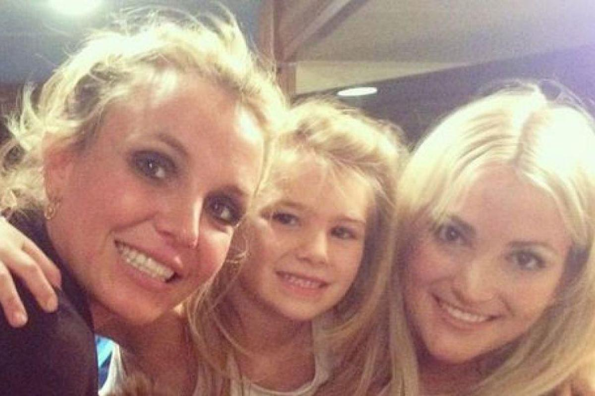 Britney Spears Sister Talks About Almost Losing Her Daughter Kids Shows Guff