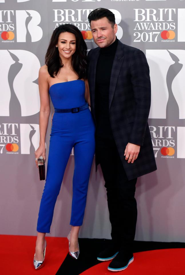 Mark is now married to Michelle Keegan after breaking up with Lauren in 2011