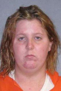Mugshot of Celina Cabrera who is accused of having sex with a dog