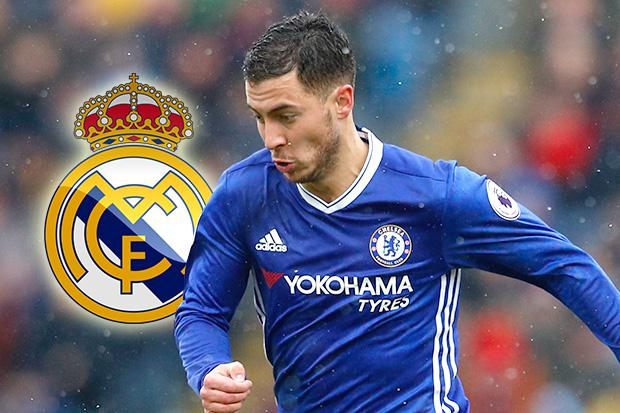 Chelsea transfer news Eden Hazard s Real Madrid move almost