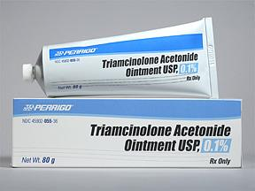 Triamcinoloneis a synthetic glucocorticoid, a corticosteroid used to treat various allergies