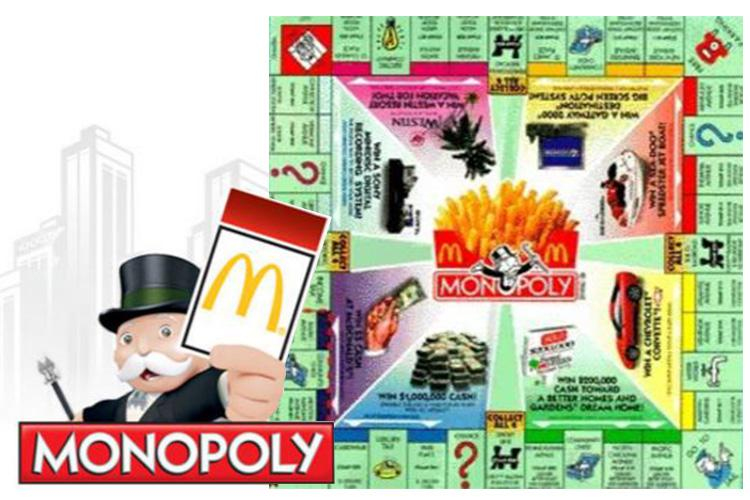 Mcdonalds Monopoly Is Back Customers Believe Theyve Found A Way To Get Hold Of Stickers For Free With This Clever Trick