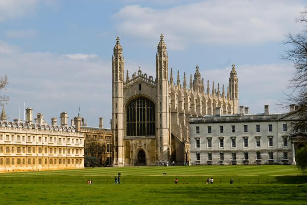Some students coming to the UK to study at universities such as Cambridge aren't repaying back their loans