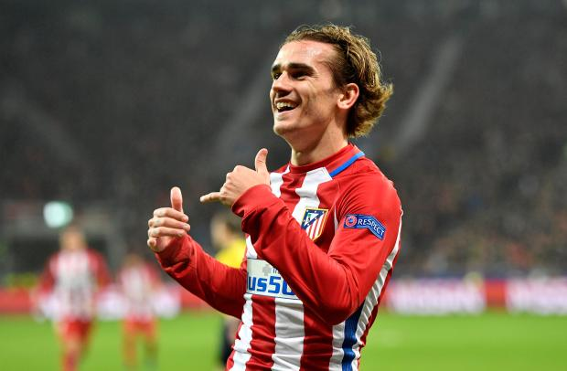 Antoine Griezmann has a buyout clause of £85m in his contract