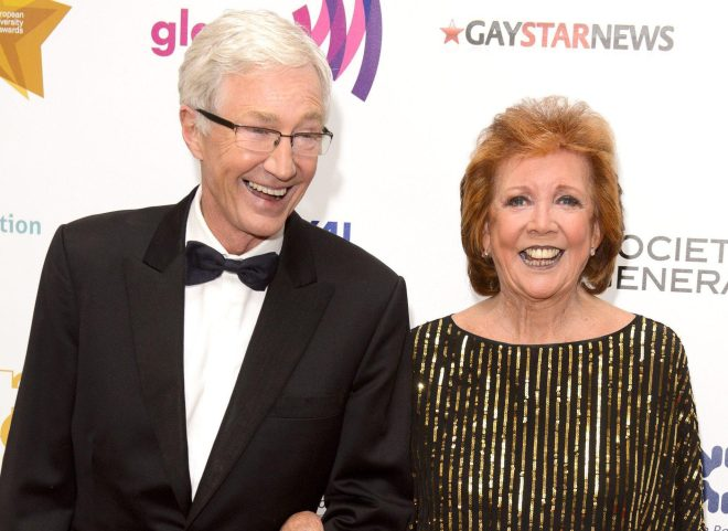Paul O'Grady Cilla Black Blind Date