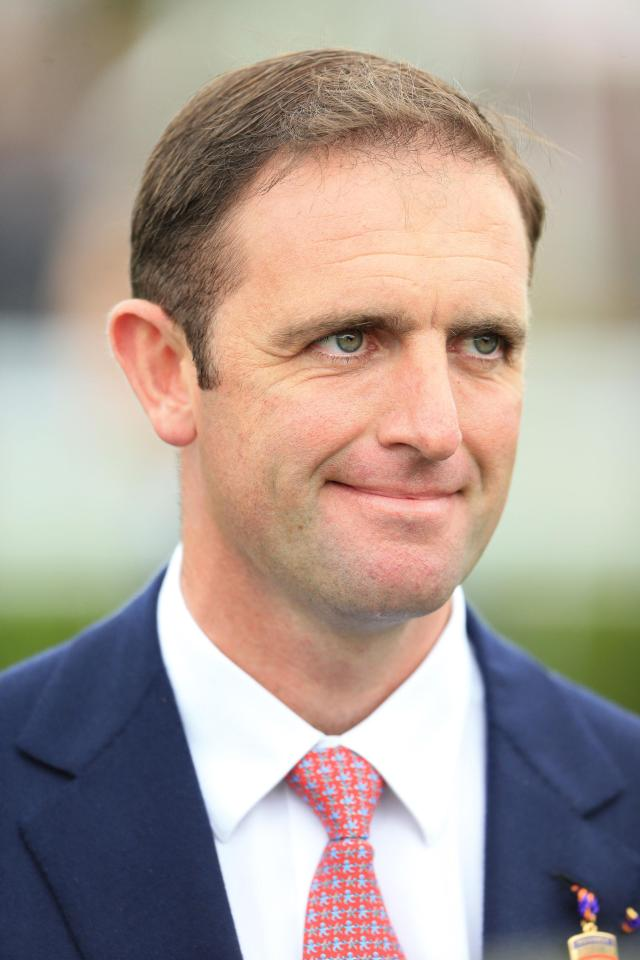 Charlie Appleby believes Hawkbill can improve from his run in France