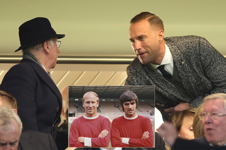 Bobby Charlton – The Sun
