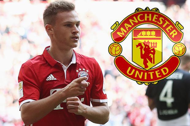Manchester United transfer news Joshua Kimmich talks with Bayern