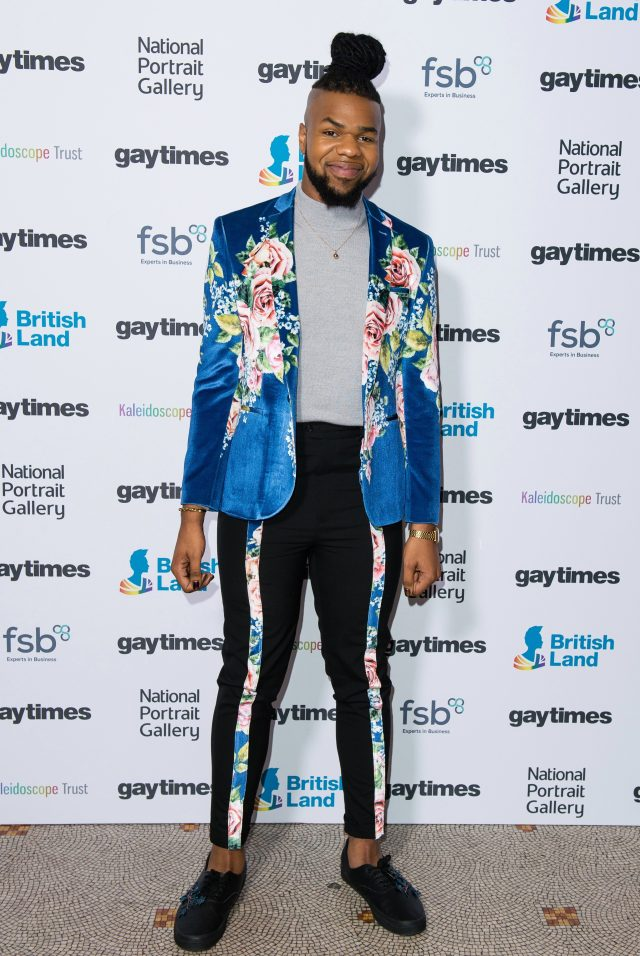 MNEK is a recording artist, songwriter and producer
