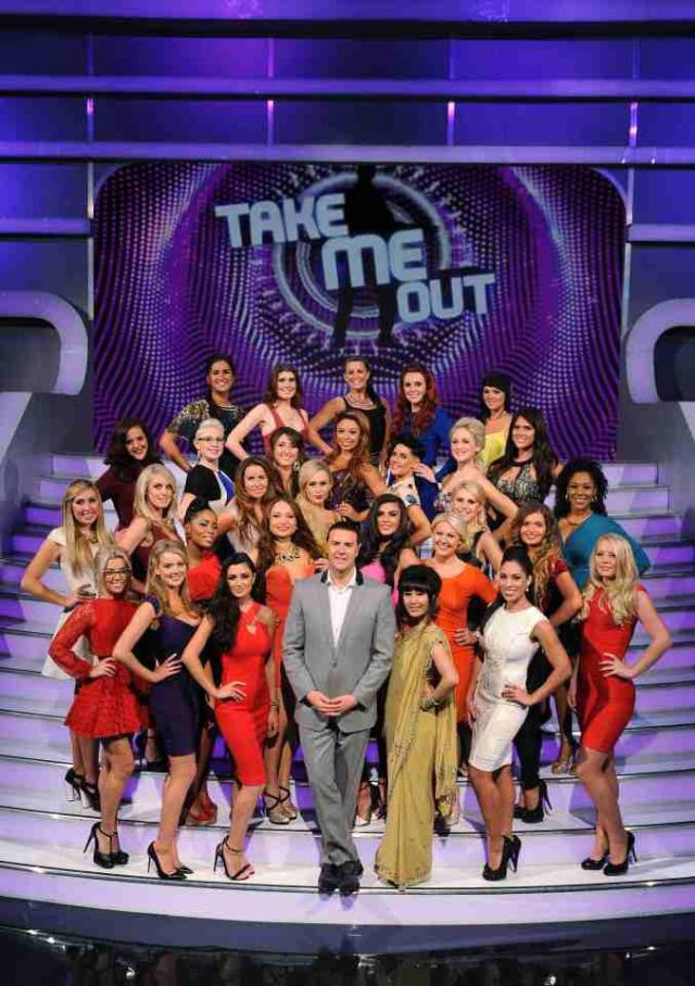 Paddy hosts the hilarious dating show Take Me Out - twenty years since he started his TV career on one