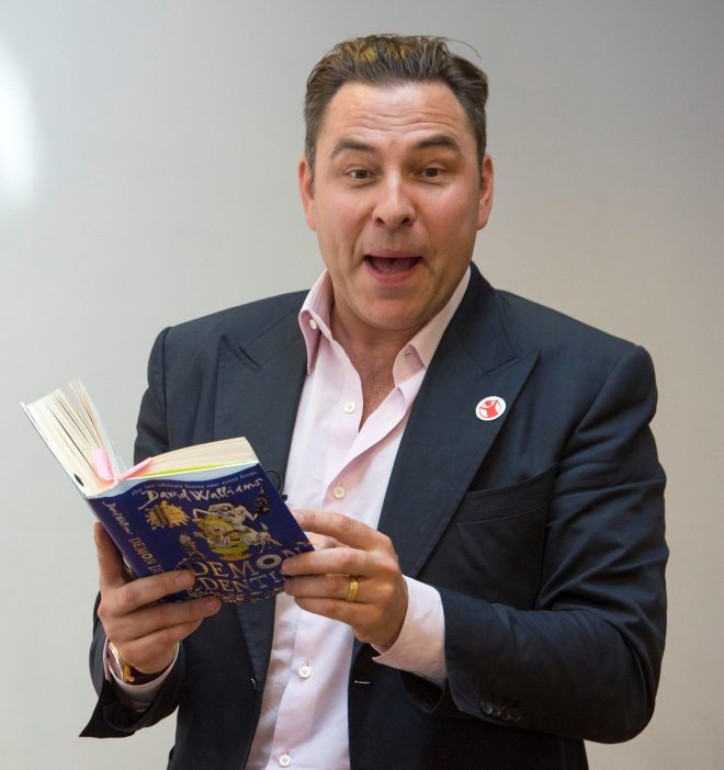 David Walliams has been called 'the new Roald Dahl' due to his children's books