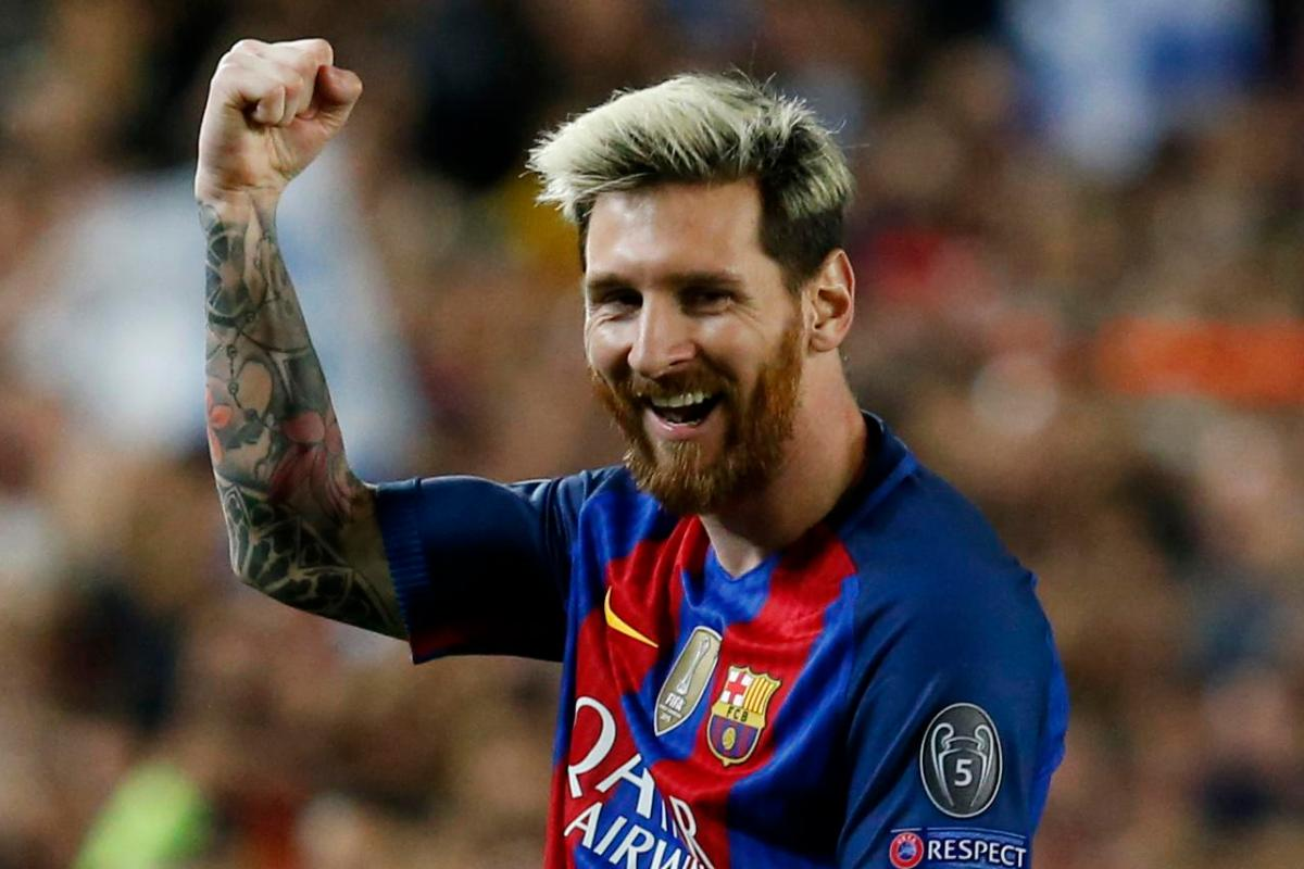 21cc8ef93 Lionel Messi 'to sign new five-year Barcelona contract next month'