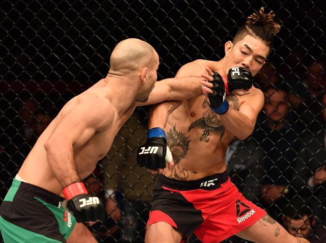 Lobov is fight the UFC's No4 ranked lightweight Cub Swanson