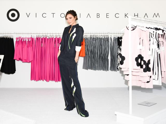 Now the average shopper can afford items from Victoria Beckham's clothing line – thanks to her collaboration with American retailer Target
