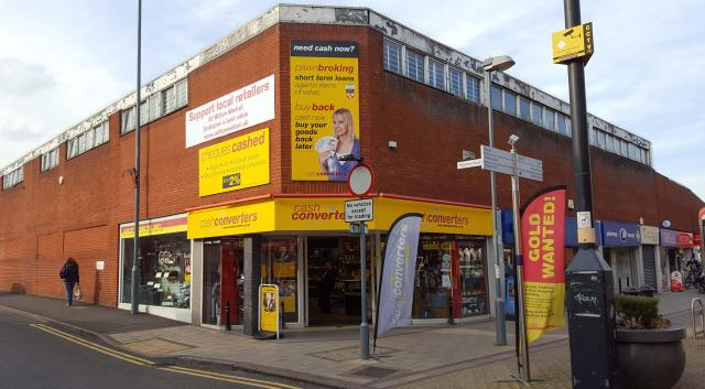 He and wife Penny have now complained to the store in Erdington, Birmingham