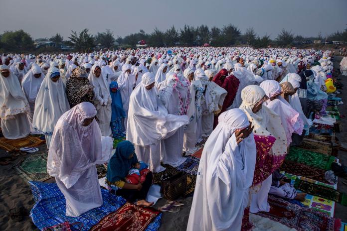 Eid or Eid al-Fitr also marks the end of Ramadan