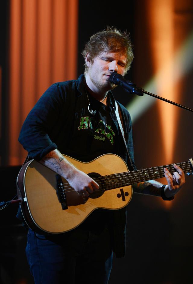 Ed Sheeran could also be singing at the wedding