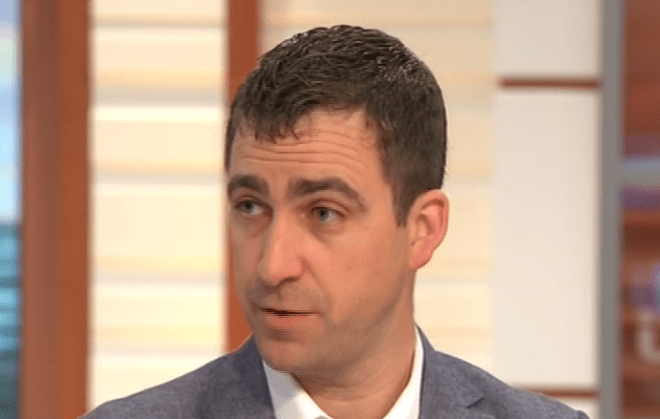 Brendan Cox offered advice for dealing with grief to those who lost loved ones in the Manchester attack