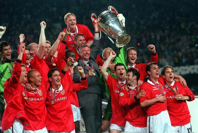 Manchester United beat Bayern Munich to clinch dramatic Champions League