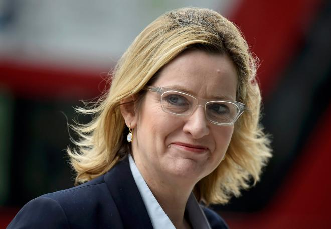 Amber Rudd will stand in for Theresa May in tonight's debates