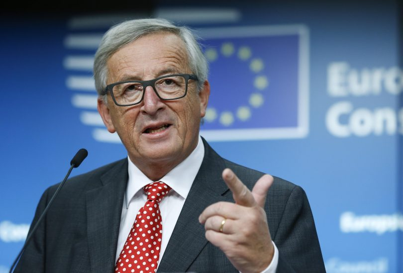 Eurocrats such as Jean-Claude Juncker have demanded that Britain should pay a huge divorce bill to the EU