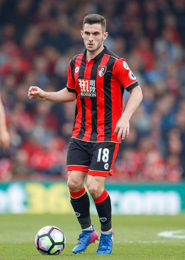 Lewis Cook has played the five matches for Bournemouth