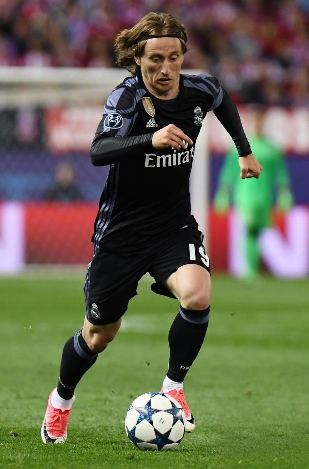 Luka Modric would walk into almost any team in the Premier League