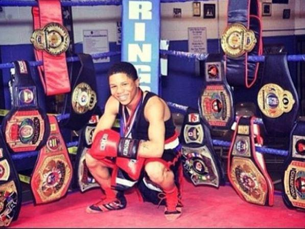 Gervonta Davis was rescued from a life of crime and prison - and just look how it's turning out