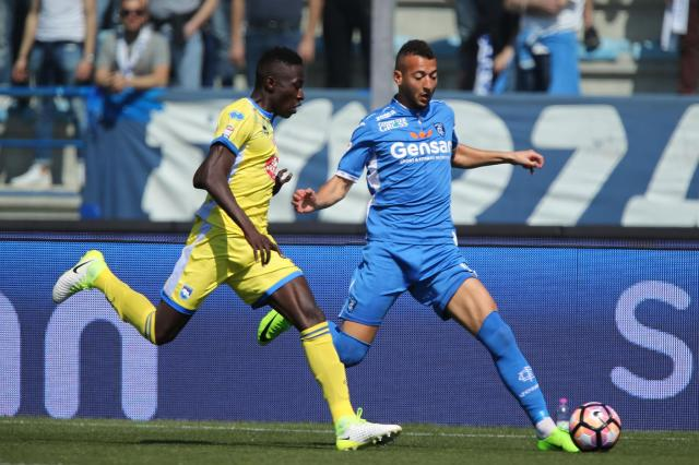 Mamadou Coulibaly couldn't afford the train ticket to get to Pescara