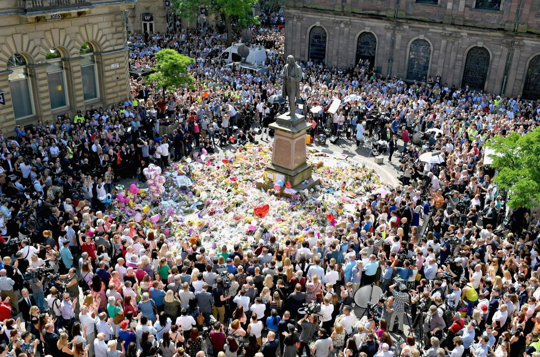 Image result for manchester bombing