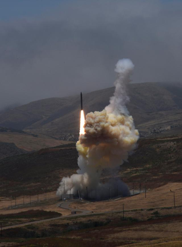 The US missile defence system tested in California can blast rockets out of the sky