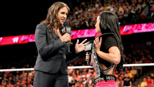 McMahon has had some notable feuds over the years in her WWE career
