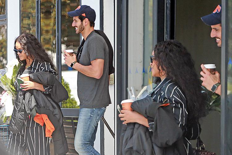 Image result for rihanna and hassan