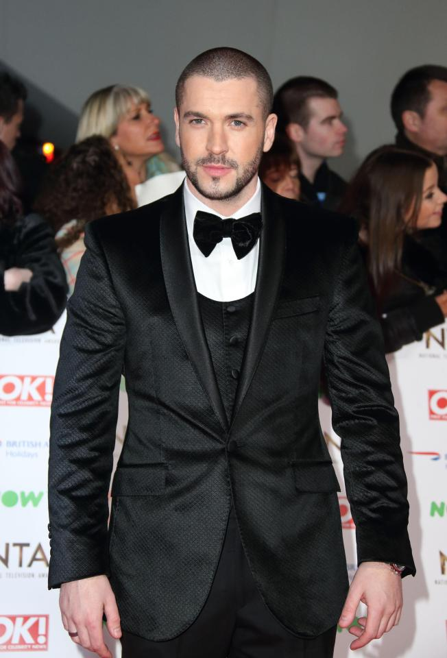 Shayne Ward won the show along with a host of hearts in 2005