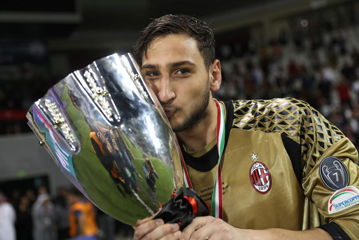 Image result for Gianluigi Donnarumma