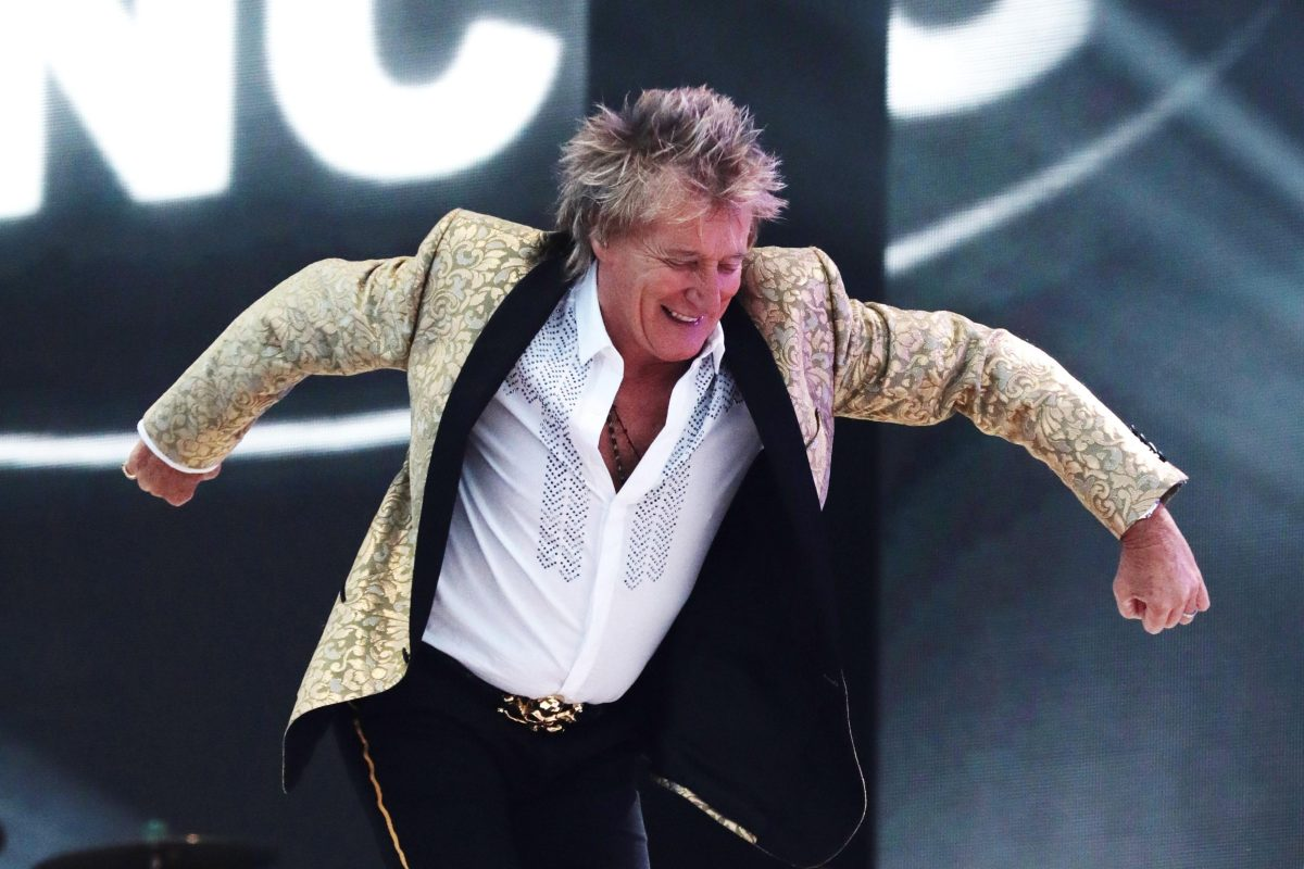 Rod Stewart - All the latest news and gossip - The Sun