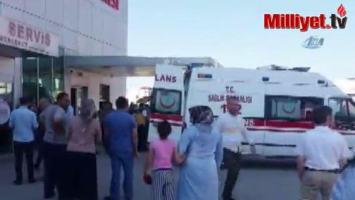 All five were rushed to Akyazı State Hospital, but could not be saved