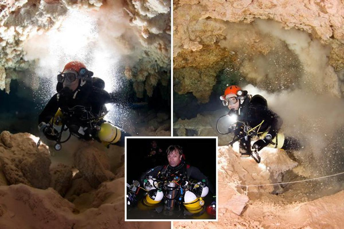 Harrowing story of Mallorca diver trapped in underwater cave for 60